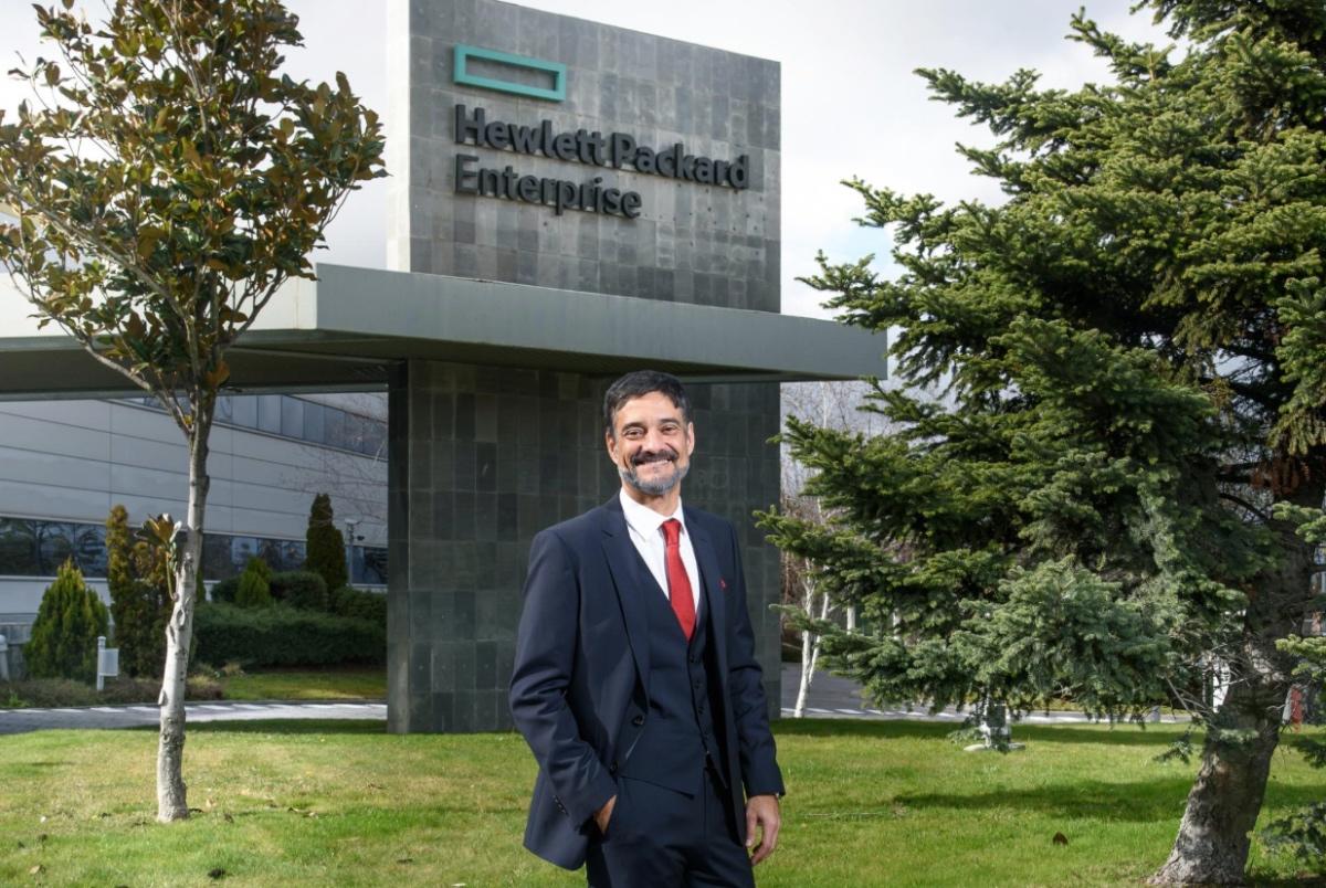 """José María de la Torre, de HPE: """"En 2019 hemos afianzado nuestra apuesta por convertirnos en una compañía as a service"""""""
