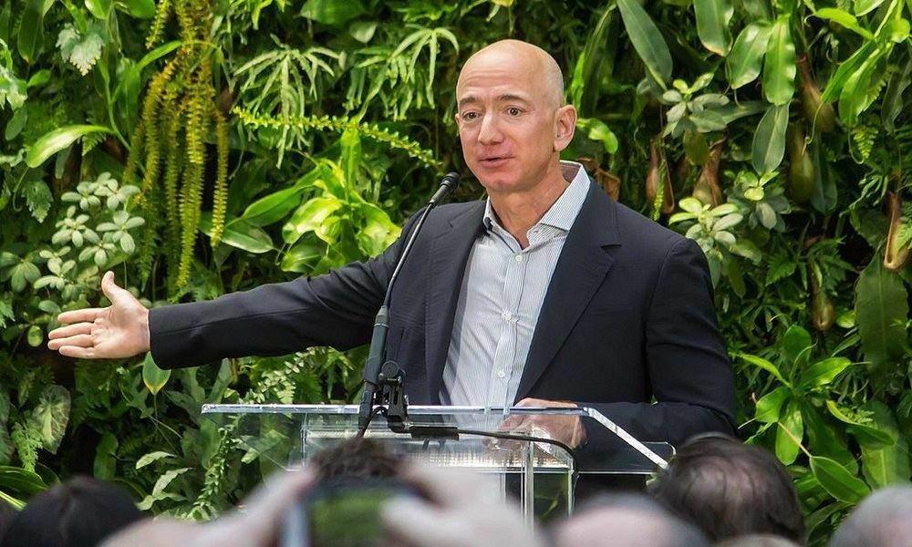 Jeff Bezos pone en marcha un fondo para combatir el cambio climático