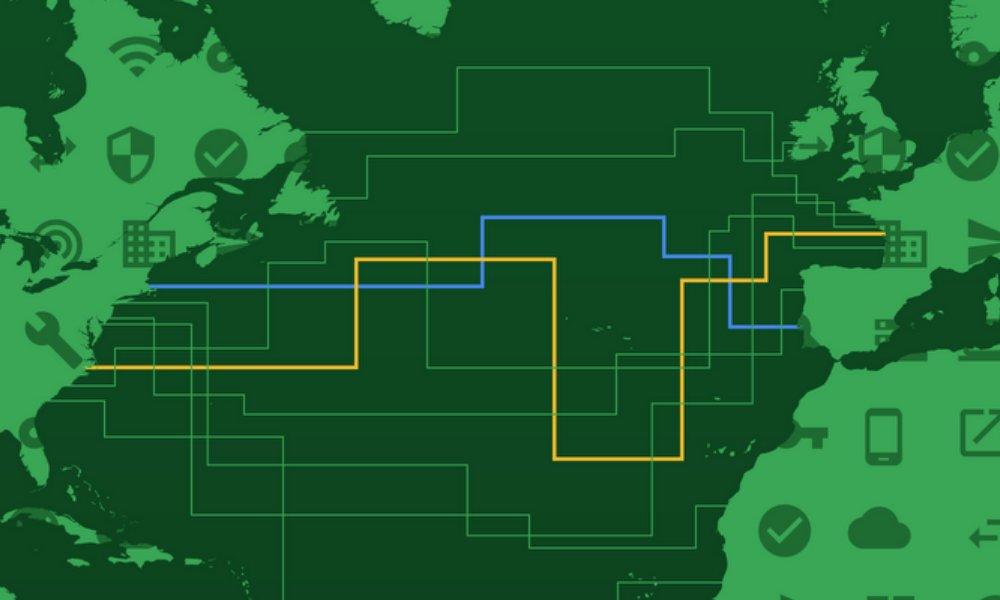 Orange y Telxius participarán en el desarrollo del cable submarino Dunant, de Google