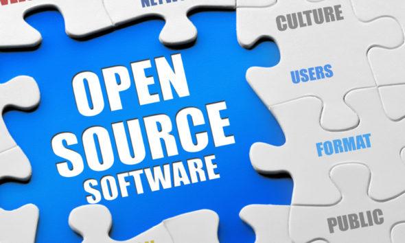 software de código abierto empresarial