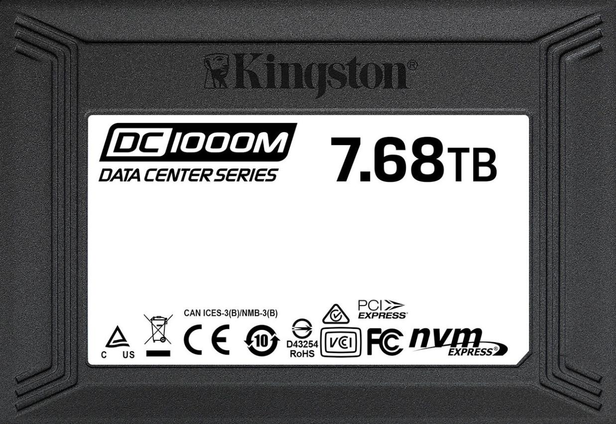 Kingston SSD DC1000M