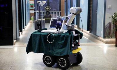 robots médicos