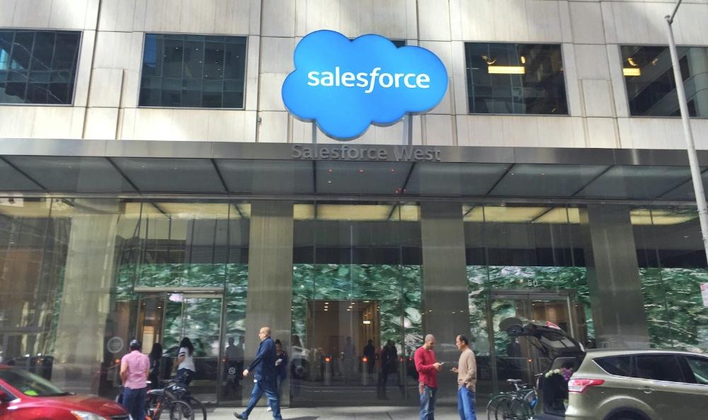 España se sitúa entre los cinco países de mayor crecimiento para Salesforce