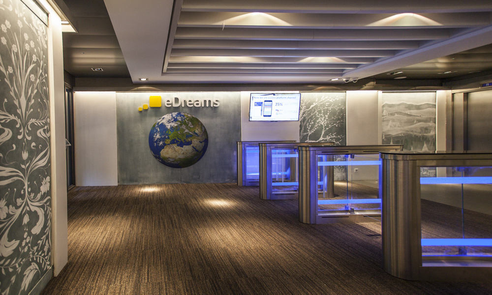eDreams Odigeo trasladará su sede a España y presenta ERTE mientras dure el estado de alarma