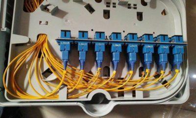 España es líder en despliegue de fibra óptica en Europa