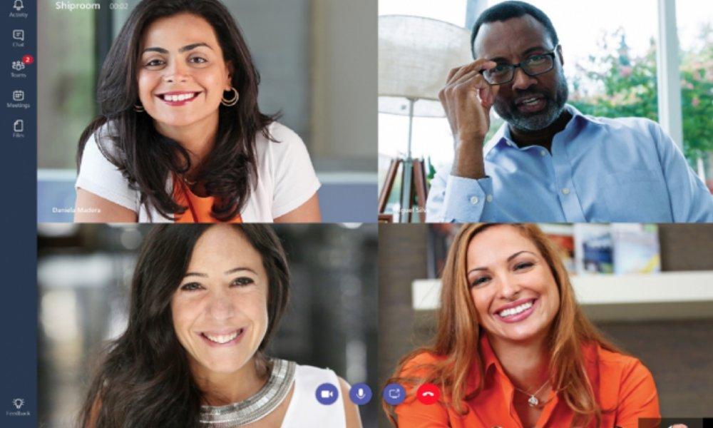 Microsoft Teams alcanza los 44 millones de usuarios diarios y presenta novedades