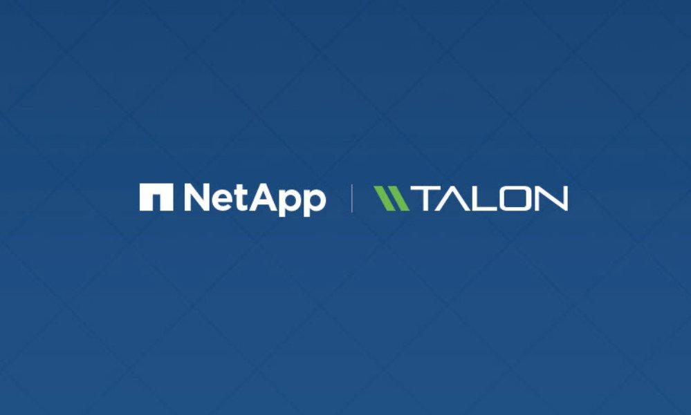 NetApp compra el proveedor de servicios de almacenamiento en la nube para empresa Talon