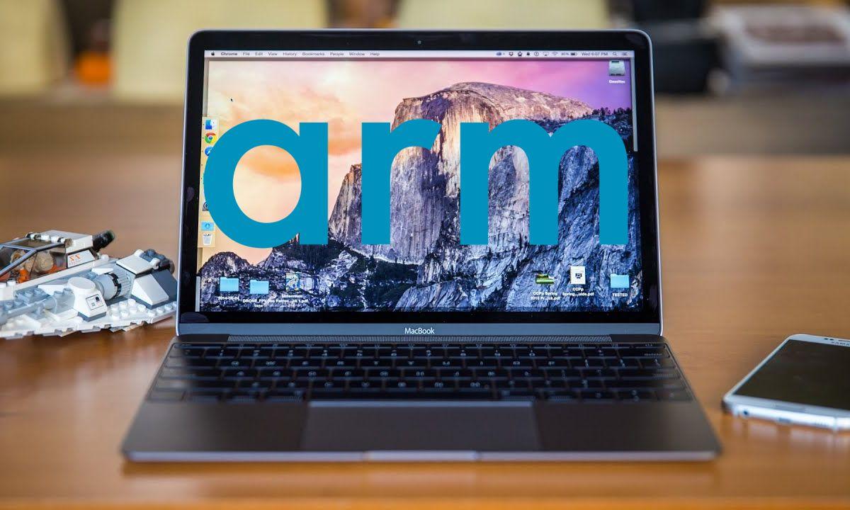 procesadores ARM en los portátiles MacBook