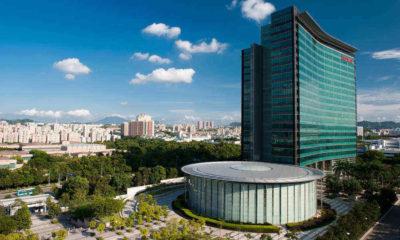 Huawei mejora ligeramente sus ingresos durante el primer trimestre de 2020