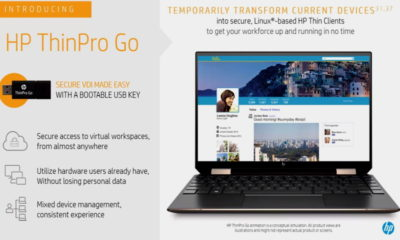 HP ThinPro Go