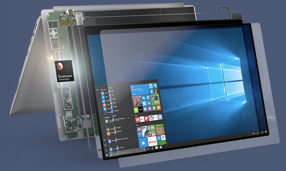 máquina virtual de Windows 10 en ARM