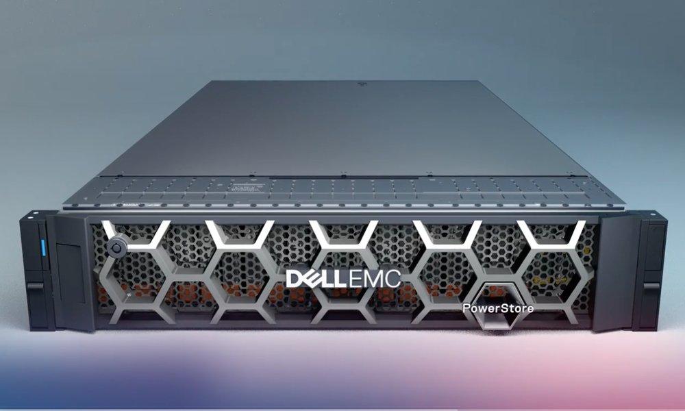 Dell EMC PowerStore, nuevo sistema de almacenamiento de gama media de Dell Technologies