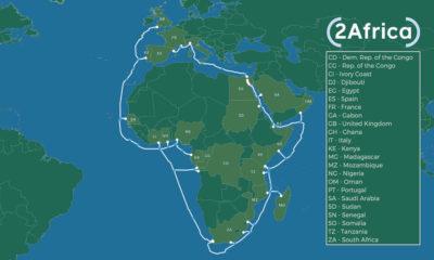 Facebook desplegara un cable submarino que triplicará la capacidad de Internet de África