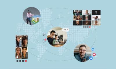 Facebook Workplace llega a 5 millones de usuarios de pago y mejora videoconferencias con Rooms