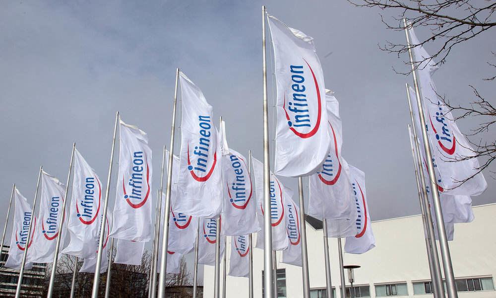 Infineon levanta 1.060 millones para financiar parte de la compra de Cypress Semiconductor