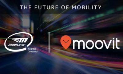 Intel compra Moovit para impulsar su división de coches autónomos bajo Mobileye