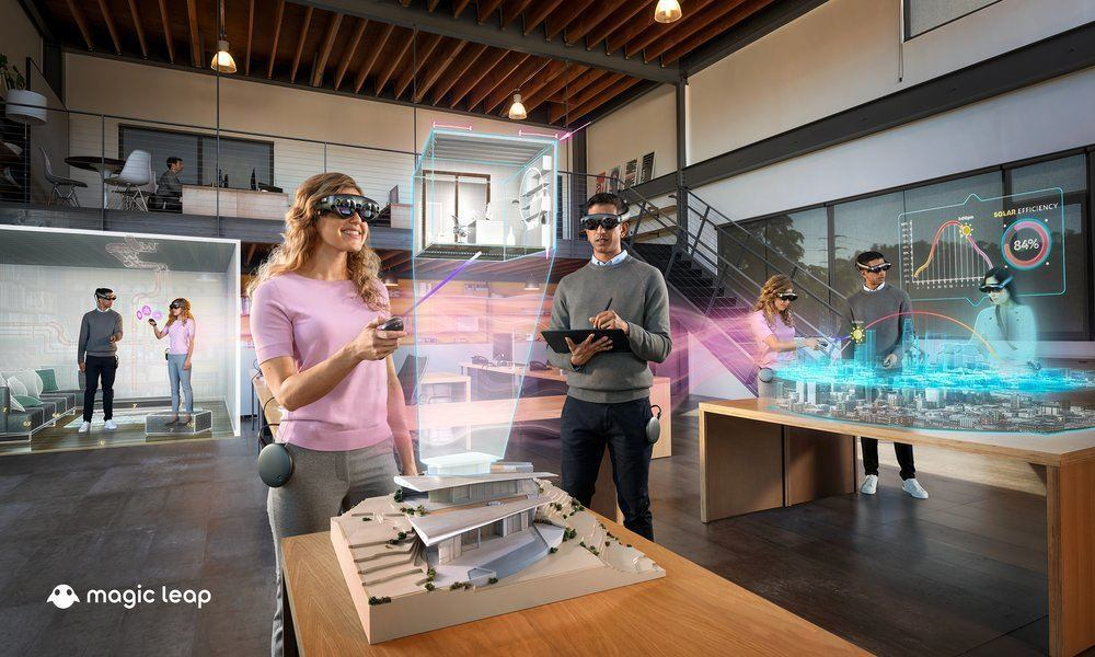 Magic Leap consigue 350 millones de financiación y suspende los despidos