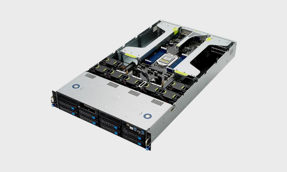 ASUS servidor portada