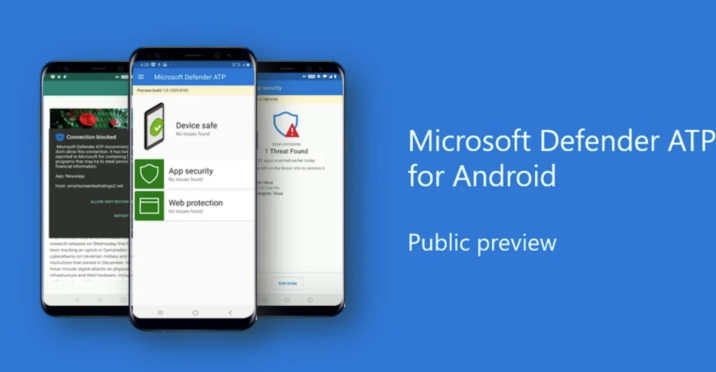 Microsoft Defender ATP para Linux y Android