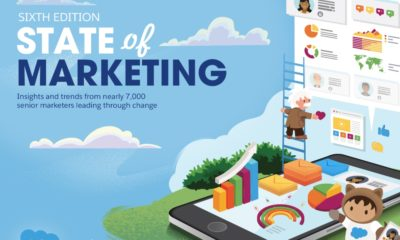Salesforce presenta la sexta edición de su informe State of Marketing