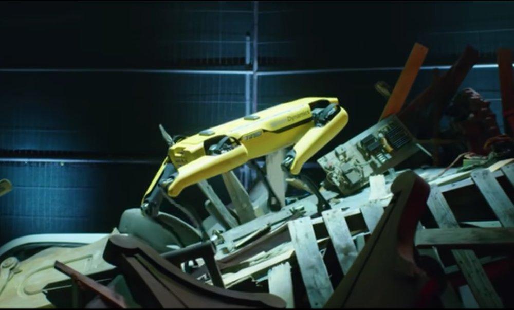 Boston Dynamics empieza a vender su robot cuadrúpedo Spot