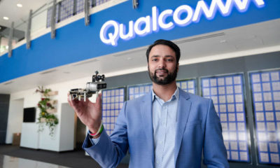 Qualcomm lanza su plataforma para robótica RB5, con Inteligencia Artificial y 5G