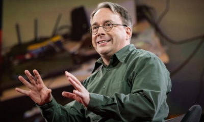 Linus Torvalds