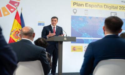 España Digital 2025: el plan del Gobierno para impulsar la economía digital