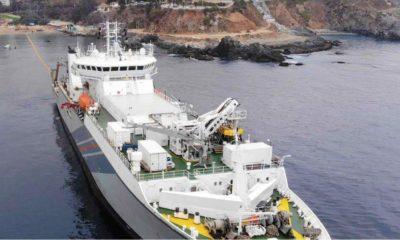 Google desplegará un nuevo cable submarino entre Nueva York, Bilbao y Bude (Reino Unido)