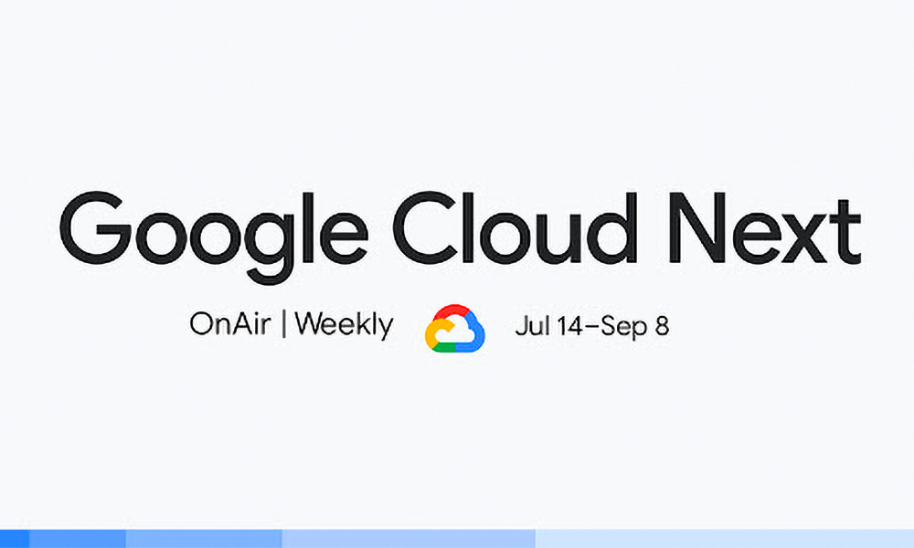Google Cloud Next '20: OnAir