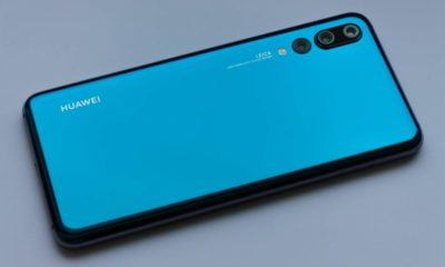 Huawei se convierte en líder en venta de smartphones