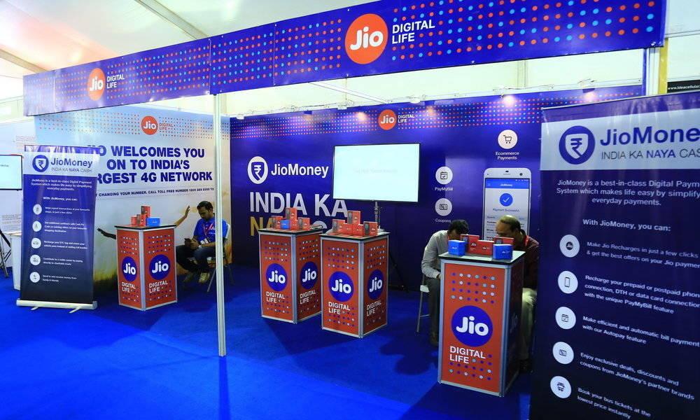 Qualcomm también invierte en la operadora de la India Reliance Jio