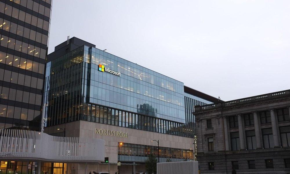 Los ingresos de Microsoft crecen un 13% a pesar de la pandemia