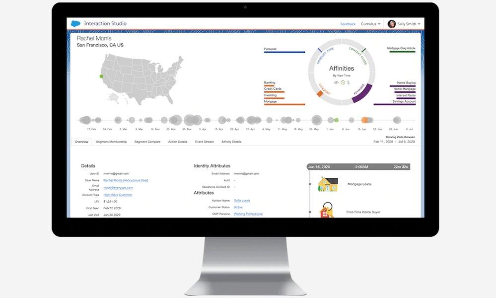 Salesforce añade funciones a Marketing Cloud y habilita integración de Datorama con Tableau