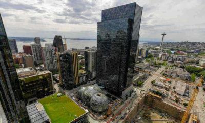 Amazon, a contracorriente: no apuesta por el teletrabajo y compra más oficinas