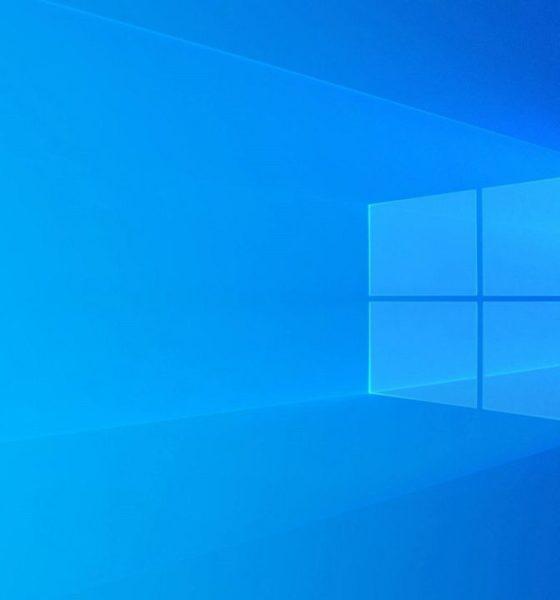 aplicaciones antiguas en Windows 10 2004