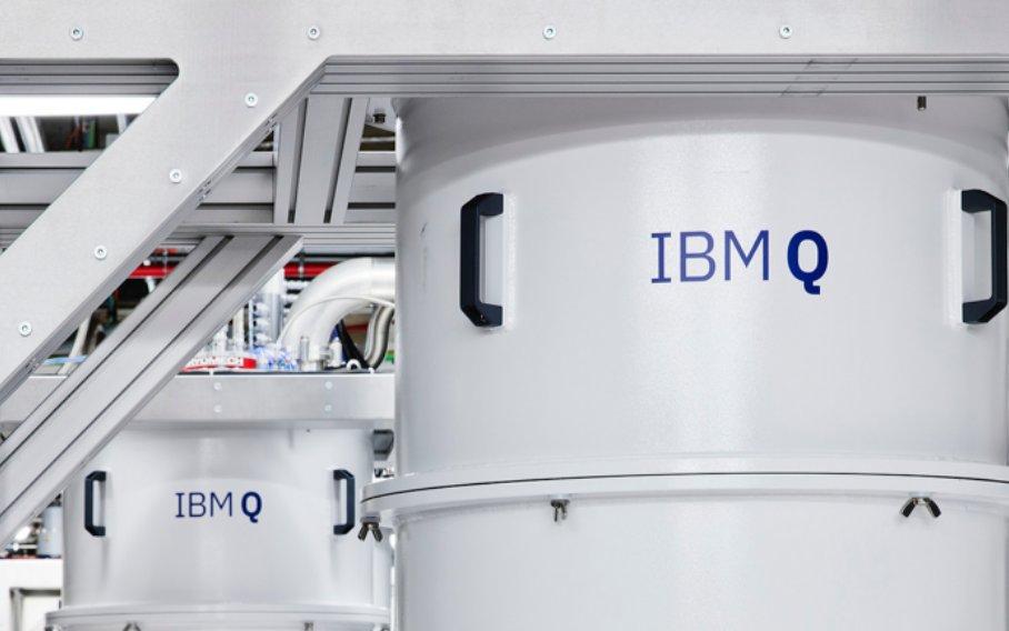 IBM dobla su rendimiento en computación cuántica