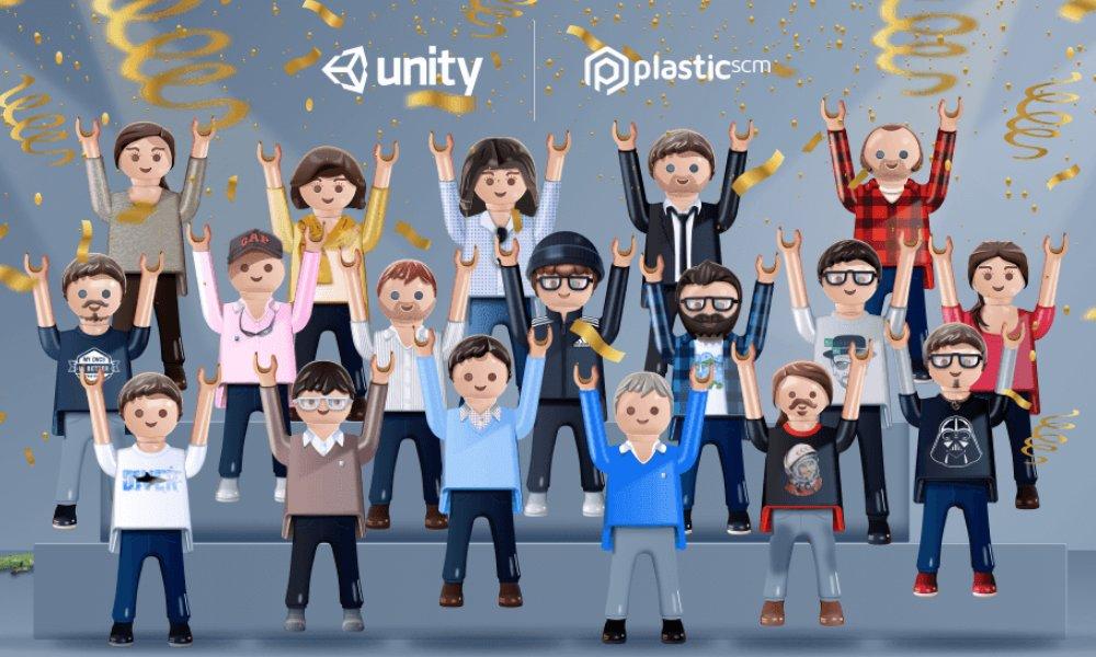 Unity compra la española Codice Software, desarrolladora de la alternativa a Git Plastic SCM