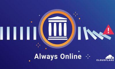 Cloudflare se alía con Internet Archive para que las webs funcionen aunque se caigan