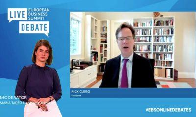 """Responsable de Política de Facebook culpa a la fragmentación de que la UE no cree """"un Google"""""""