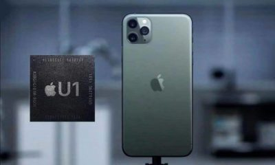 Apple UWB