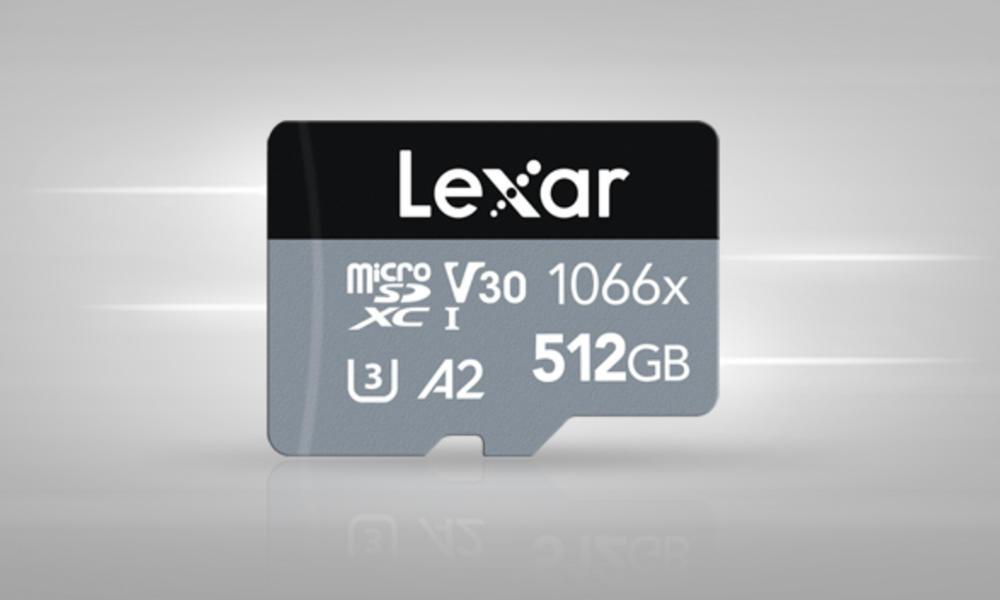 Lexar Professional 1066x