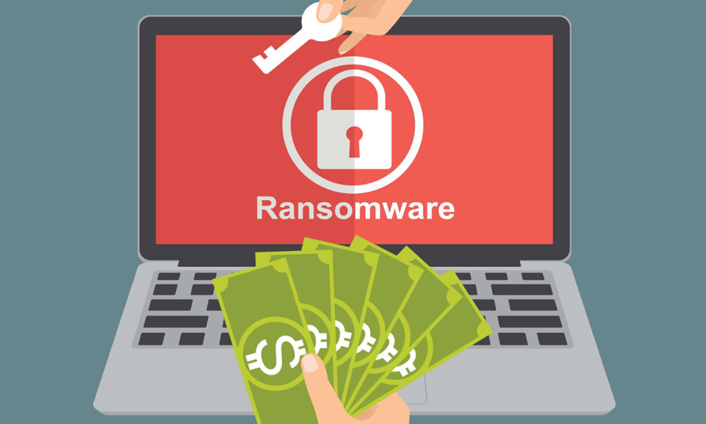 Rescates por Ransomware