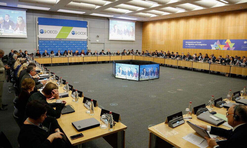Sin acuerdo aún para la tasa digital a nivel de OCDE: se espera alcanzarlo a mediados de 2021