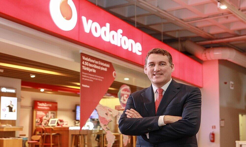 Vodafone España tiene nuevo CEO: Colman Deegan