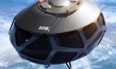 EOS-X Space, la española que quiere plantar cara a Blue Origin, Space X y Virgin Galactic
