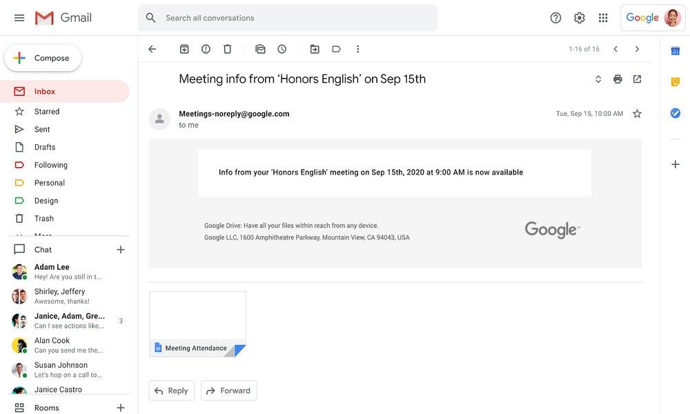 GSuite cambia su nombre a Google Workspace y suma funciones