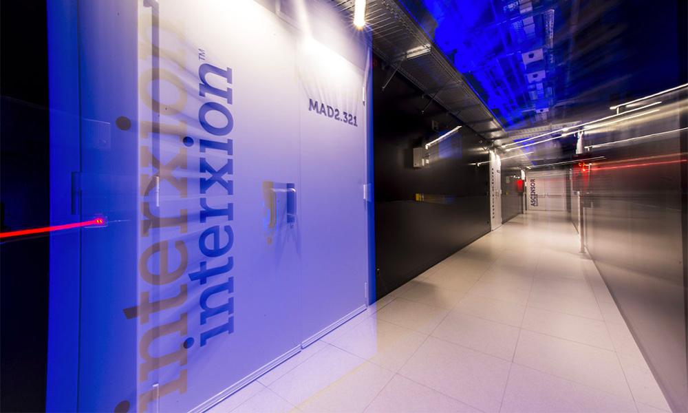 MAD2 Interxion Data Center