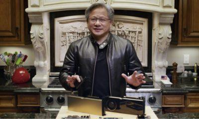 Nvidia GPU Technology Conference 2020: todas las novedades presentadas