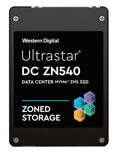 SSD NVMe de WD